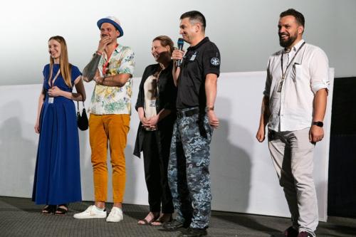 """Фільм """"Черкаси"""" показали на міжнародному кінофестивалі (фото, відео)"""