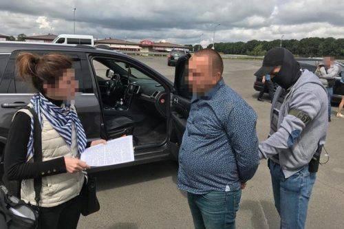 На хабарі затримали депутата Черкаської облради (фото)
