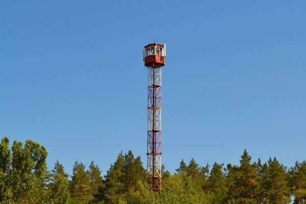 За хвойними лісами Черкащини наглядають камери відеоспостереження (фото)