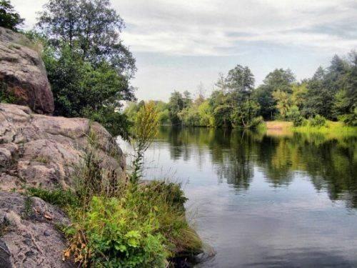 На Черкащині засихає річка Рось
