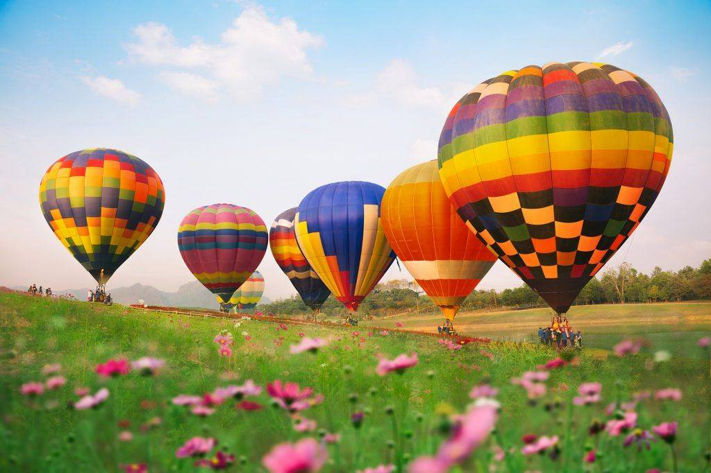 У Черкасах та Умані відбудеться фестиваль повітряних куль