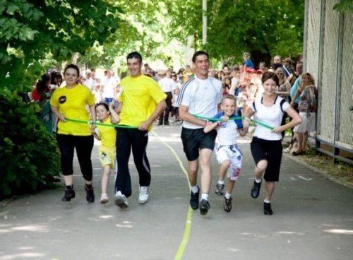Під час «Черкаського спортивного фестивалю» відбудеться спортивно-сімейне свято