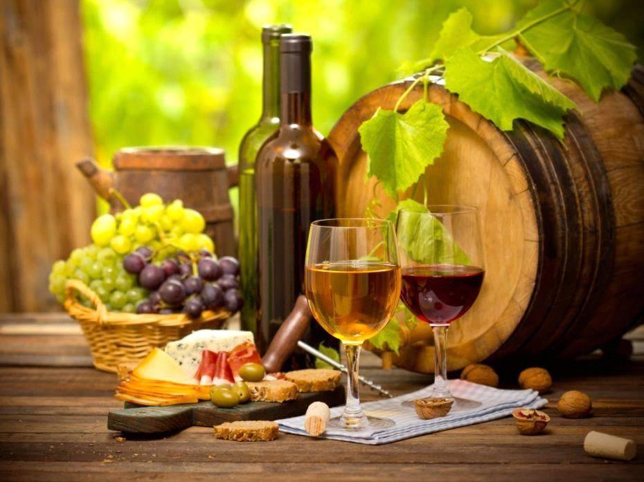 На Черкащині відбудеться свято винограду, меду та вина