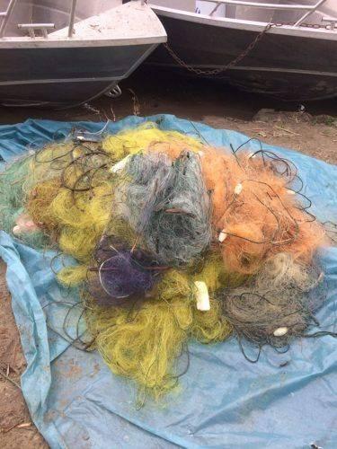 На Черкащині браконьєри незаконно ловили рибу (фото)