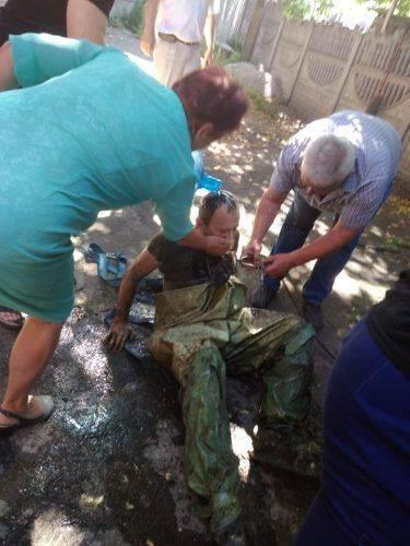 """На Черкащині в колодязі двоє працівників """"Водоканалу"""" втратили свідомість (фото)"""