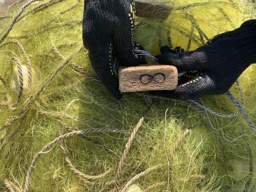 На Черкащині браконьєри намагались перегородити водосховище сітками (фото, відео)