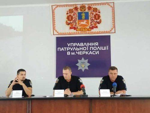 Черкаські поліцейські розповіли, скільки п'яних водіїв затримали за пів року