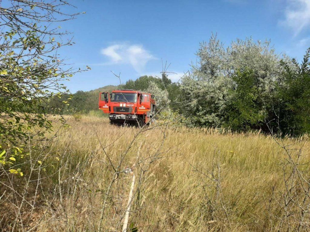 За добу черкаські рятувальники ліквідували майже 20 пожеж (фото)