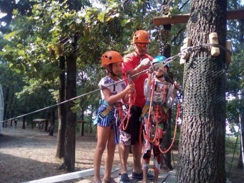 Для дітей з аутизмом провели тренінго-релаксаційний вікенд на Черкащині (фото)