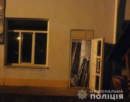 На Вінниччині затримали черкащанина, який обікрав церкву і крамницю