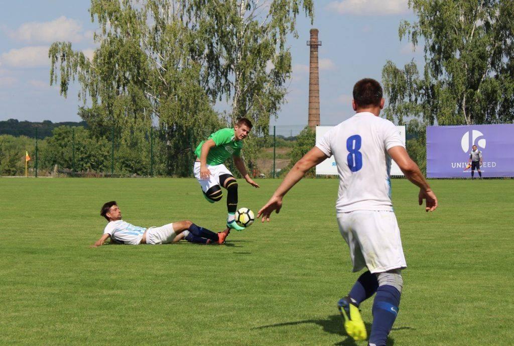 Футбольний клуб Черкащини виборов бронзу регіональної ліги (фото)