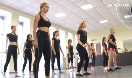 «Golden ladies» у Черкасах розпочали підготовку до нового сезону (відео)