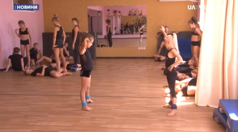 Черкаський танцювальний колектив «Drive» готується до нового сезону (відео)