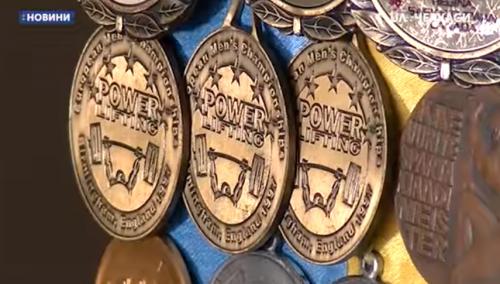 Черкащанин повернувся з золотою нагородою Європейських Ігор Мастерс 2019 (відео)