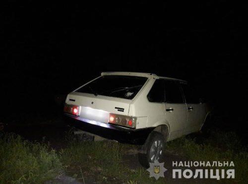 Черкащани викрали в чоловіка автомобіль (фото)