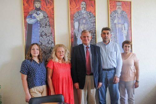 Волонтер Корпусу Миру навчатиме студентів черкаського університету (фото)