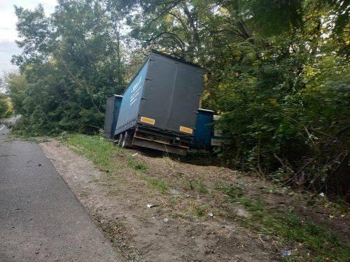 На Черкащині зіштовхнулися два автомобілі: є постраждалий (фото)