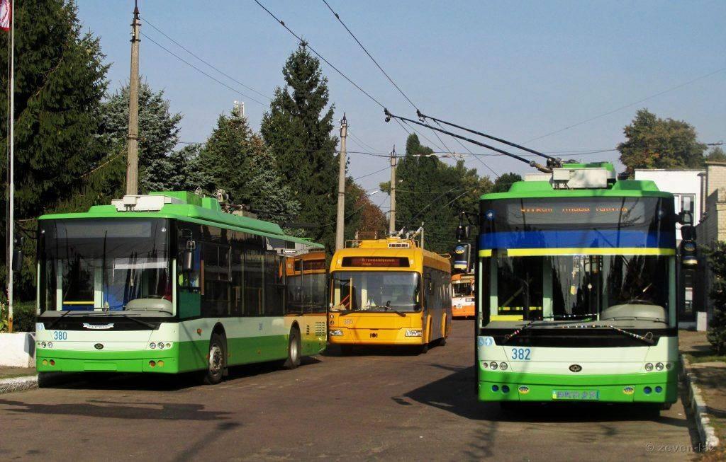 У черкаських тролейбусах може зрости вартість проїзду