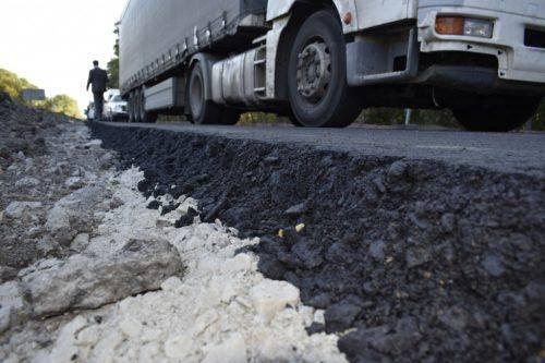 На Черкащині ремонтують дороги державного значення (фото)
