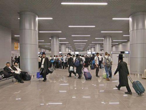 Паломникам-хасидам буде складніше потрапити до Умані на Рош ха-Шана