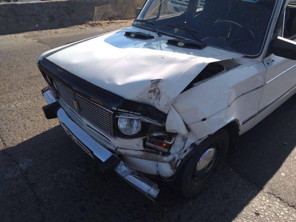 У Черкасах зіштовхнулися два автомобілі (фото)