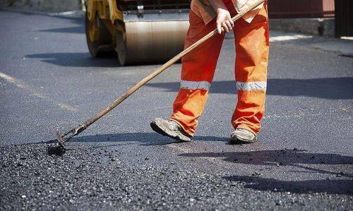 На Черкащині ремонтують дорогу державного значення