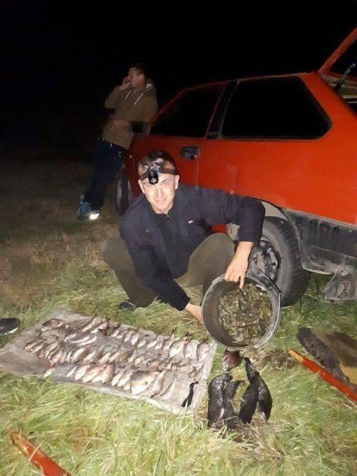 Браконьєри на Черкащині завдали збитків на 8 тисяч гривень (фото)