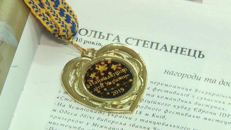 Черкащанка потрапила до енциклопедії дитячих талантів (відео)