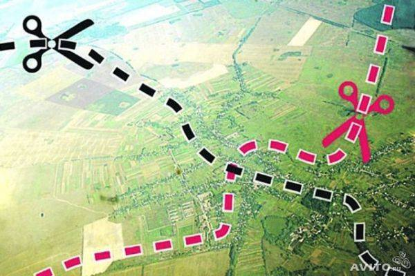 У Черкаській області встановлено межі 204 населених пунктів