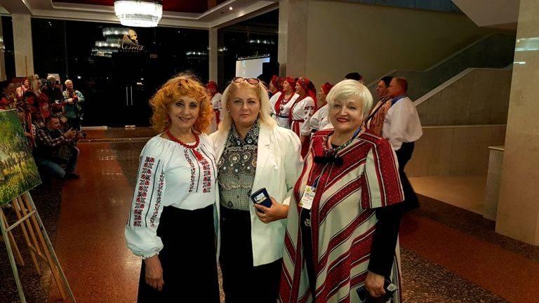 Черкаські жінки присвятили три дні святкуванню 100-річчя Союзу українок (фото)