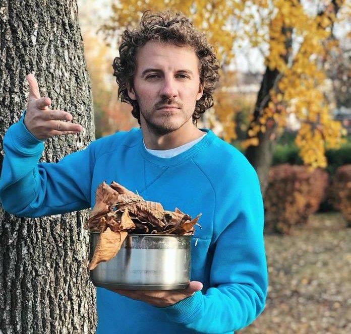 Персики з часником, огірки з медом і картопля в карамелі. Як змінює ставлення до їжі Євген Клопотенко