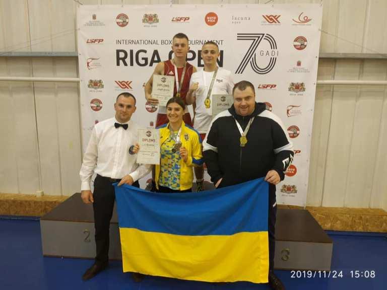 Уманський боксер переміг у міжнародному турнірі