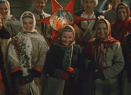 Що черкащани носили на Різдво раніше