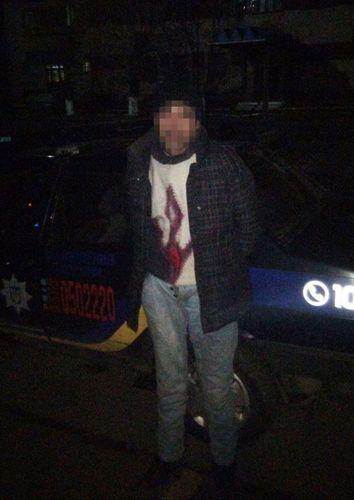 На Черкащині затримали зловмисника, який перебував у розшуку за грабіж