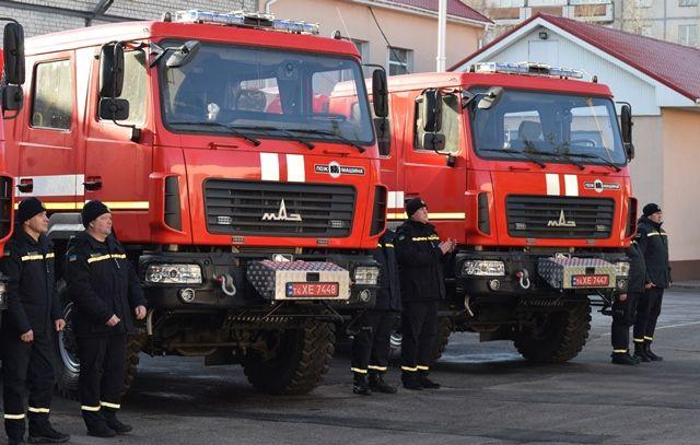 У рятувальників Черкащини відтепер нова техніка (фото)