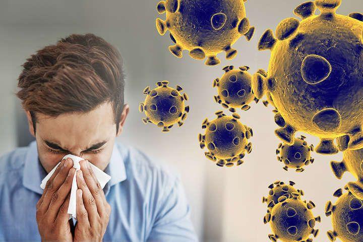 Коронавірус на Черкащині: медики назвали нові симптоми захворювання