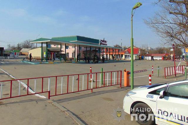 """В Умані в'язень """"замінував"""" автовокзал (відео)"""
