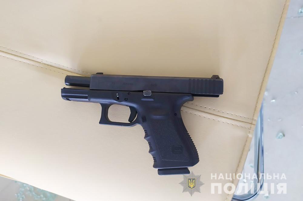 Уманчанин застрелив свого партнера по бізнесу у сварці