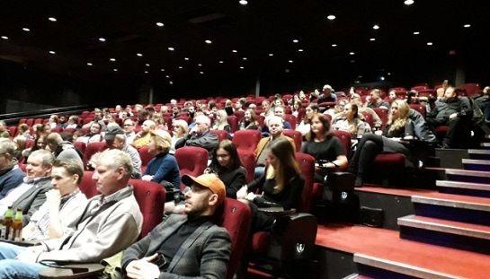 Фільм про Черкащину зібрав аншлаг у Норвегії
