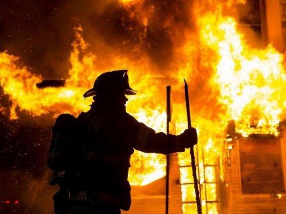 Рятувальники Черкащини упродовж тижня ліквідували 40 надзвичайних подій