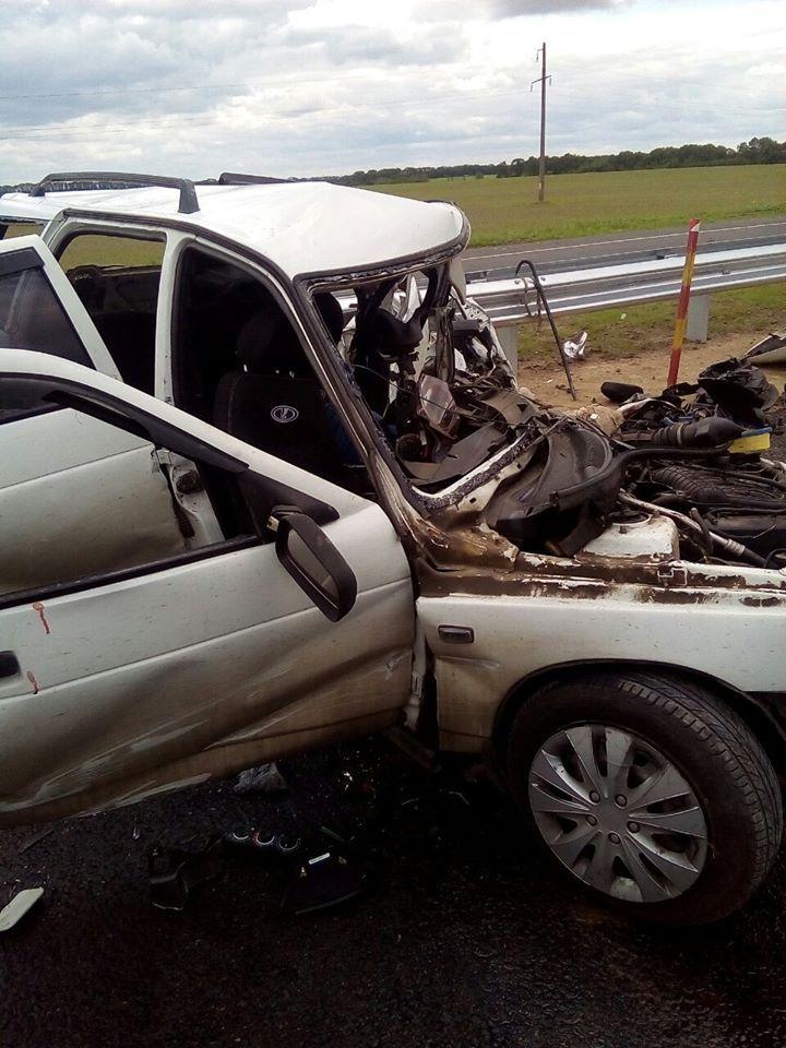 Автокатастрофа на Черкащині: четверо загинули та стільки ж у лікарні (фото)