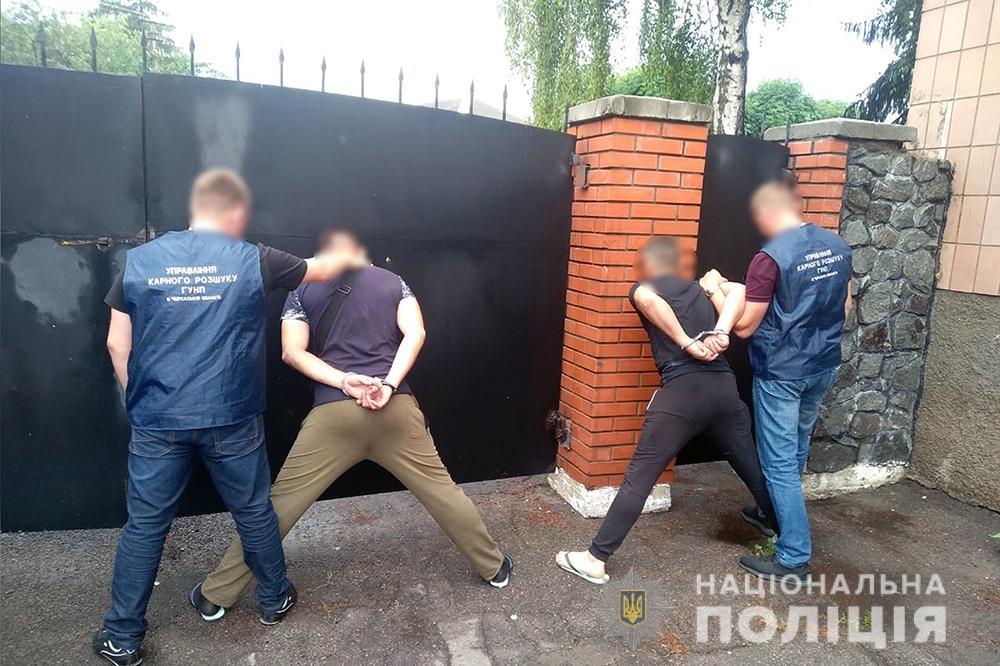 У Золотоноші затримали групу серійних домушників