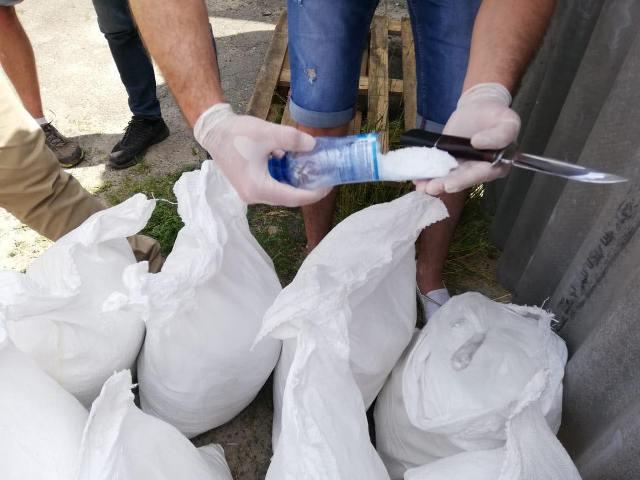 Наркоторговці з Черкащини намагалися переправити за кордон партію психотропів вартістю більше 15 мільйонів гривень