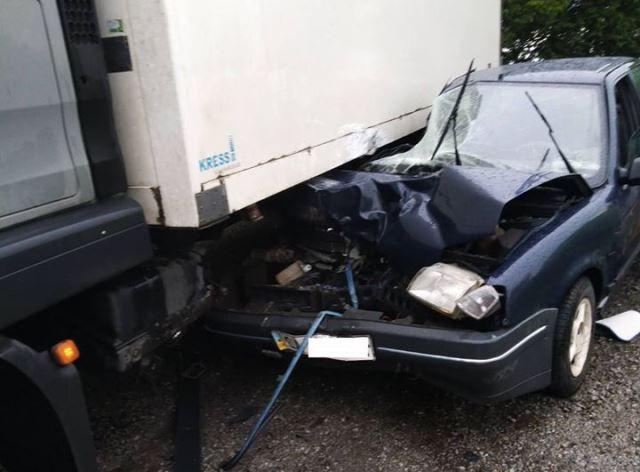 У аварії на Черкащині постраждало троє дітей