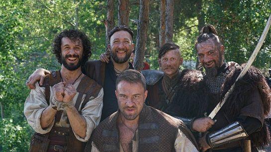 «Пірати Карибського моря» по-українськи знімали на Черкащині
