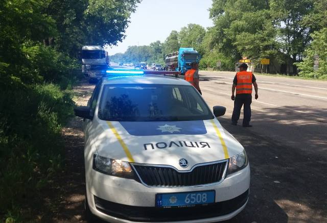 На Черкащині виловлюють нелегальних перевізників