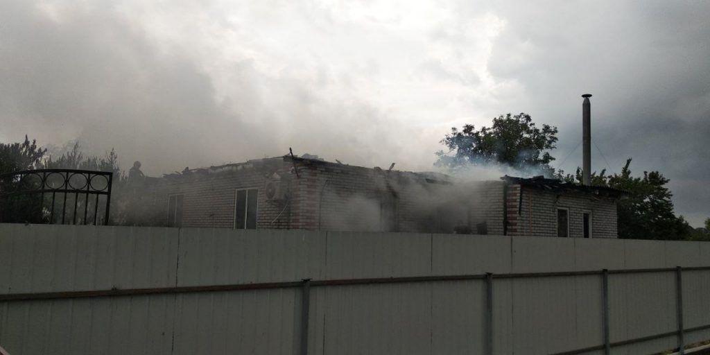 За минулу добу на Черкащині виникло 4 пожежі (фото)