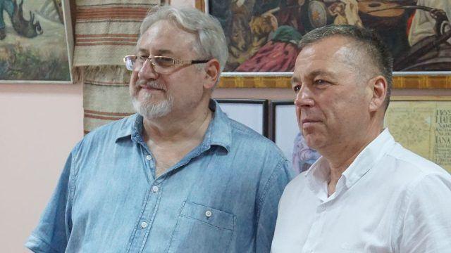 Відомий український художник має намір відродити палац графа Шувалова на Черкащині