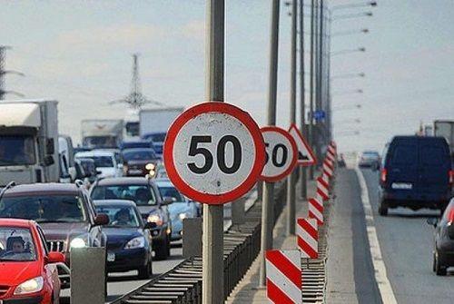 До уваги черкащан: в Україні можуть збільшити допустиму швидкість на дорогах