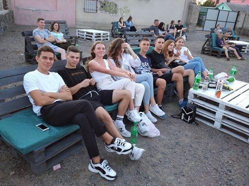 На Черкащині сміттєзвалище перетворили на зону для відпочинку